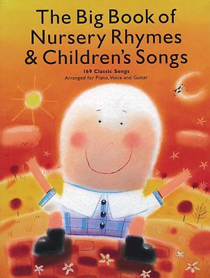 The Big Book Of Nursery Rhymes & Children's Songs By Amsco Publications
