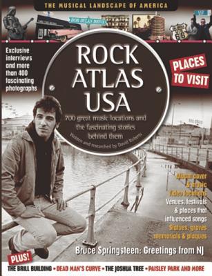 Rock Atlas USA By Roberts, David